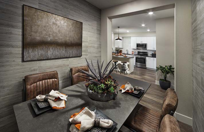Living Area featured in the Residence 2A By Lennar in San Jose, CA