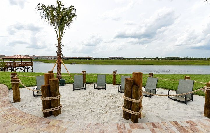 'Storey Lake - Cove Single Family' by Lennar - Orlando Homebuilding in Orlando