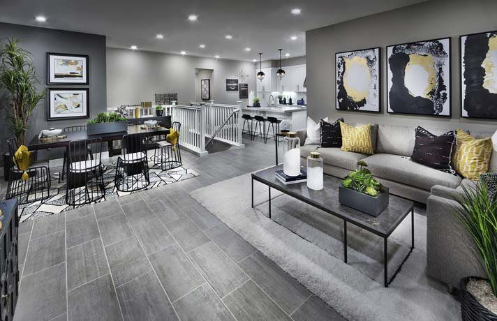 Living Area featured in the Residence 2A ALT By Lennar in Oakland-Alameda, CA