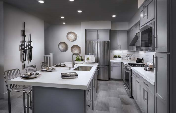 Kitchen featured in the Residence 1 By Lennar in Oakland-Alameda, CA