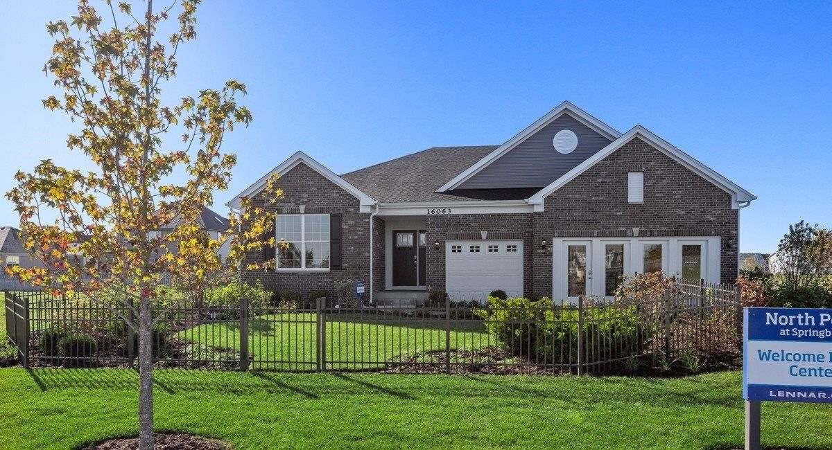 'North Point at Springbank' by Lennar - Chicago Homebuilding in Chicago