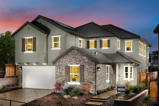 Residence Five - The Preserve - Highlands: San Ramon, California - Lennar