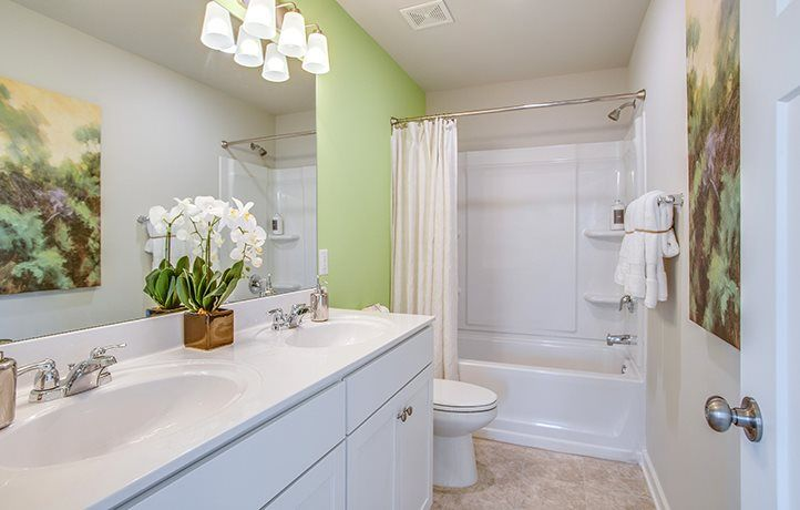 Bathroom featured in the Hamilton By Lennar in Nashville, TN