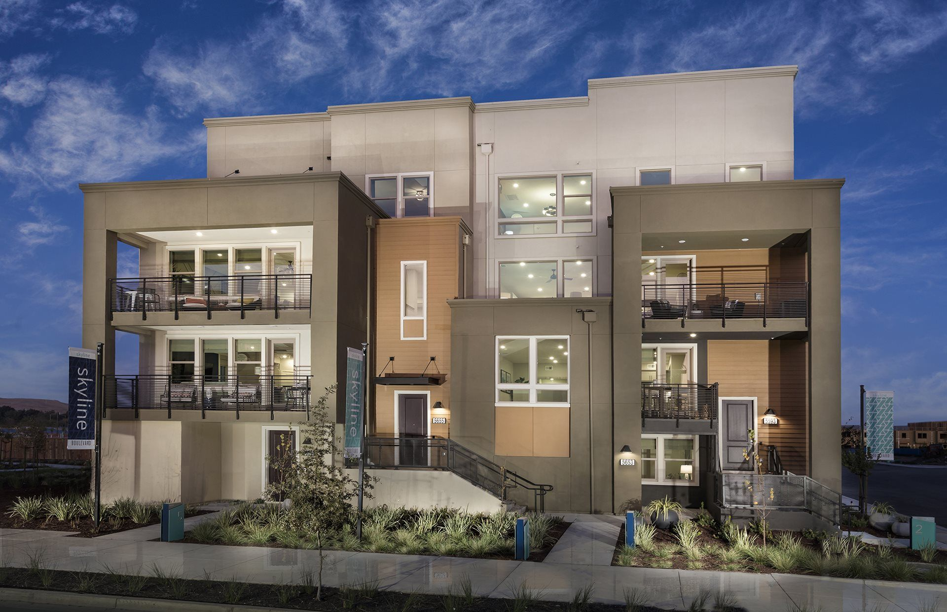 'Boulevard - Skyline' by Lennar - Bay Area Homebuilding in Oakland-Alameda
