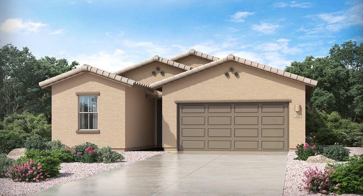 'Mountain Vista Ridge 35s Collection' by Lennar - Tucson in Tucson