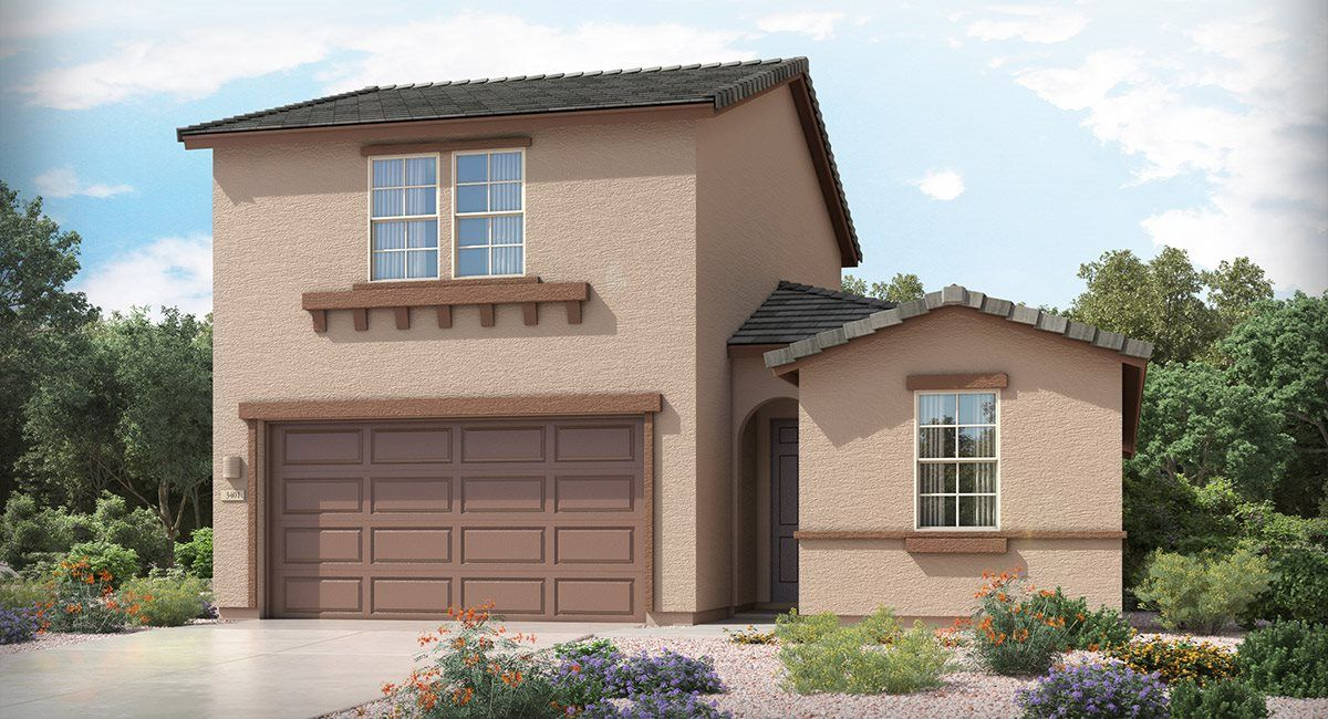 Exterior featured in the Palo Verde By Lennar in Tucson, AZ