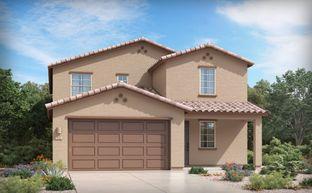 Desert Willow - Mountain Vista Ridge 35s Collection: Tucson, Arizona - Lennar