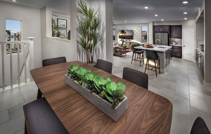 Living Area featured in the RESIDENCE SIX By Lennar in Oakland-Alameda, CA