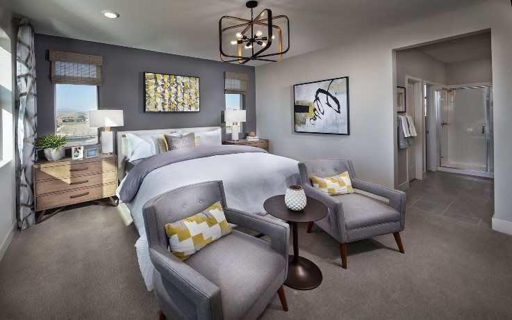Bedroom featured in the RESIDENCE SIX By Lennar in Oakland-Alameda, CA