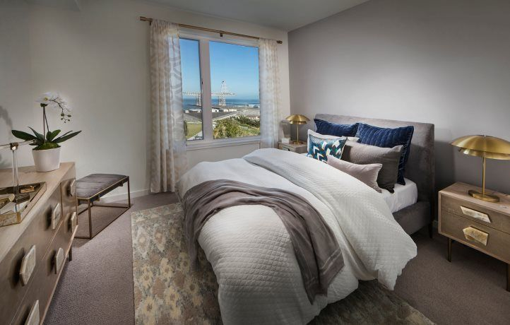 Bedroom featured in the 52 Innes Ct. #403 By Lennar in San Francisco, CA