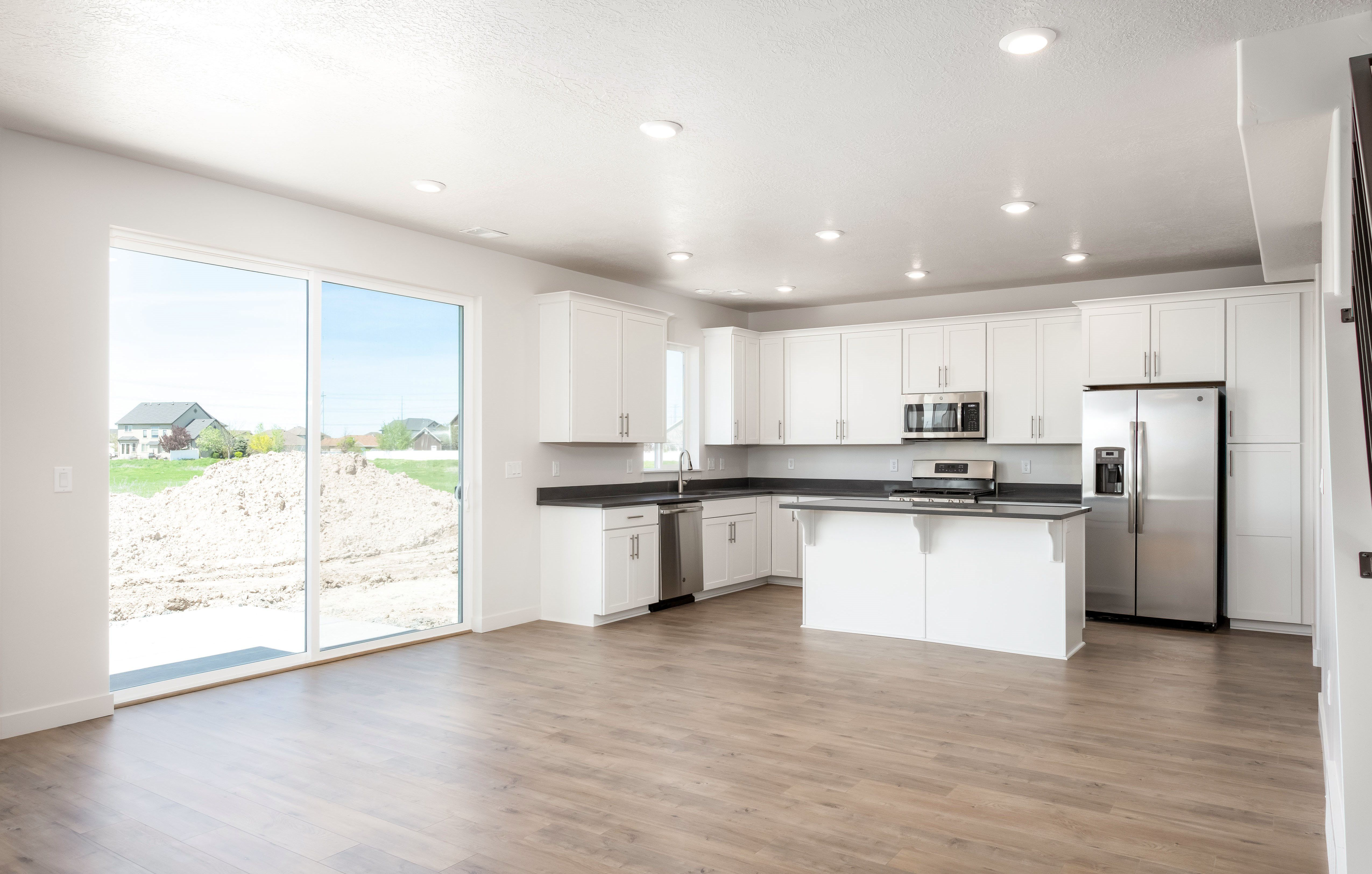 Kitchen featured in the Tahoe By Lennar in Salt Lake City-Ogden, UT