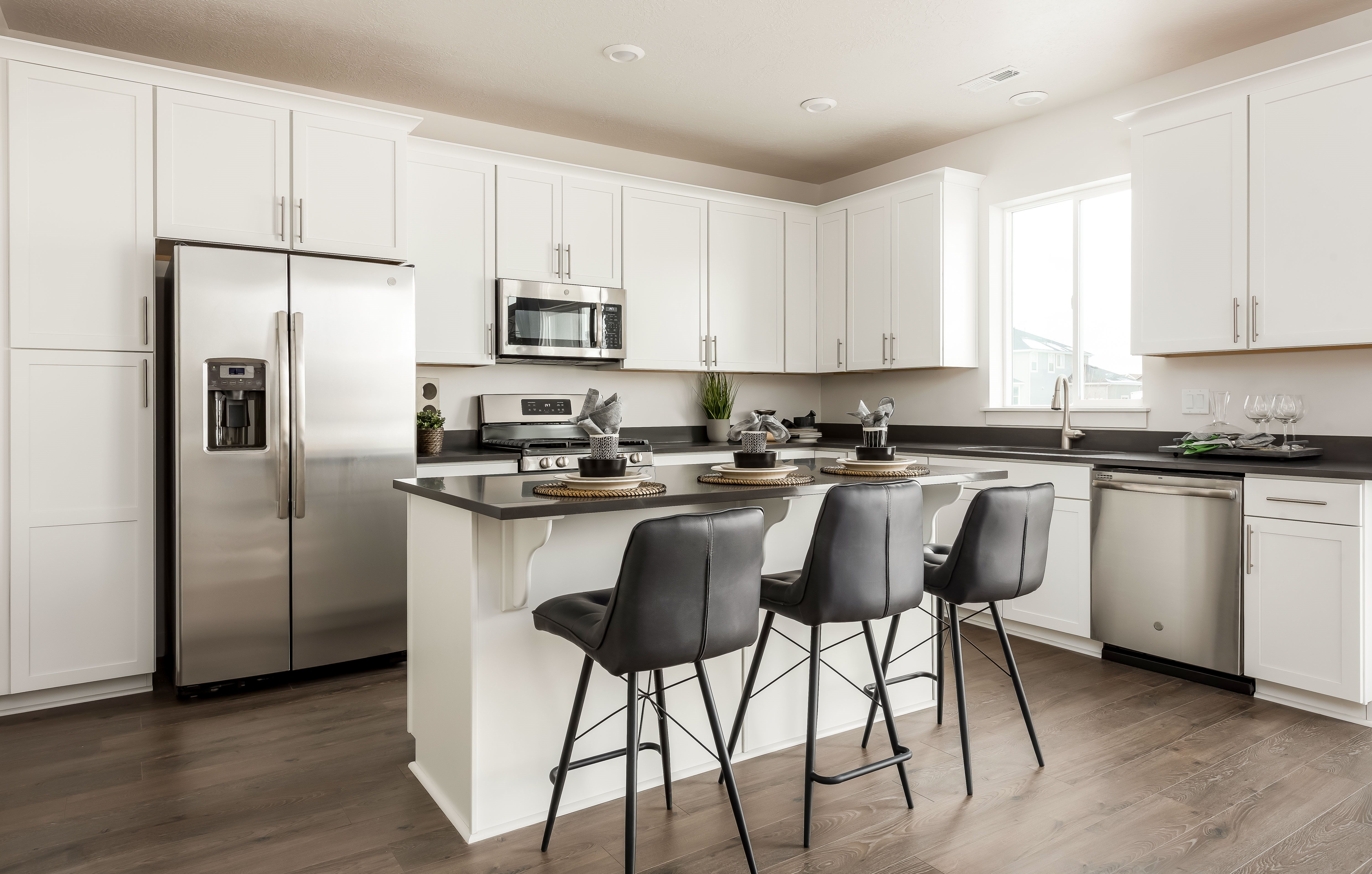 Kitchen featured in the Sun Valley By Lennar in Salt Lake City-Ogden, UT