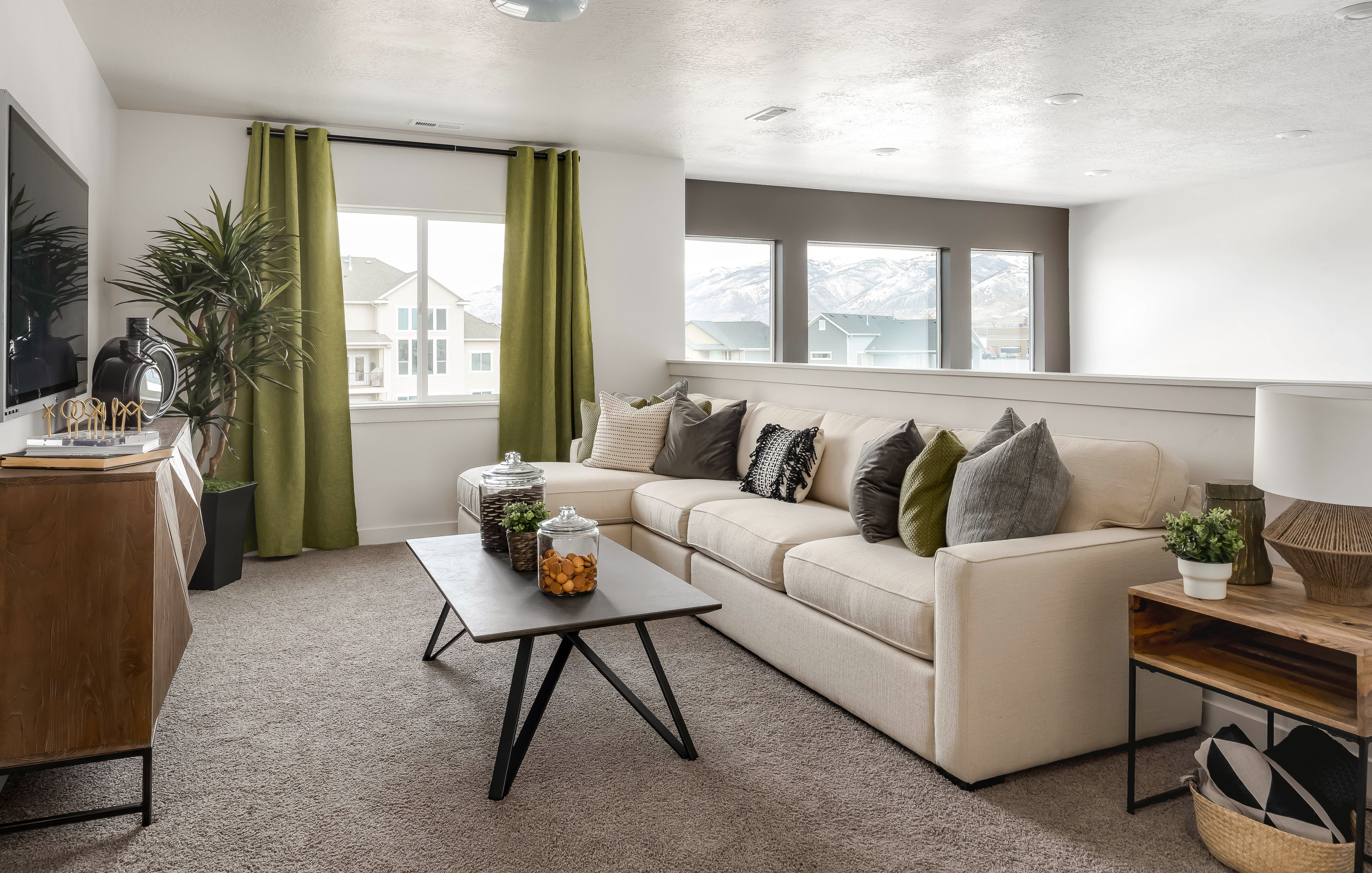 Living Area featured in the Sun Valley By Lennar in Salt Lake City-Ogden, UT