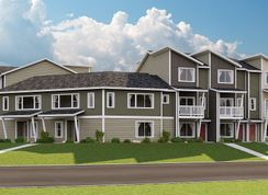 Amy - Emerald Pointe Townhomes: Puyallup, Washington - Lennar