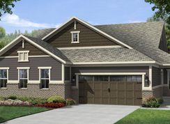 Balsam - Springmill Villas: Westfield, Indiana - Lennar