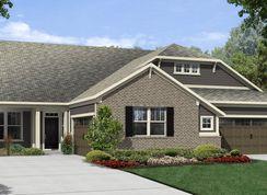 Cascade - Springmill Villas: Westfield, Indiana - Lennar