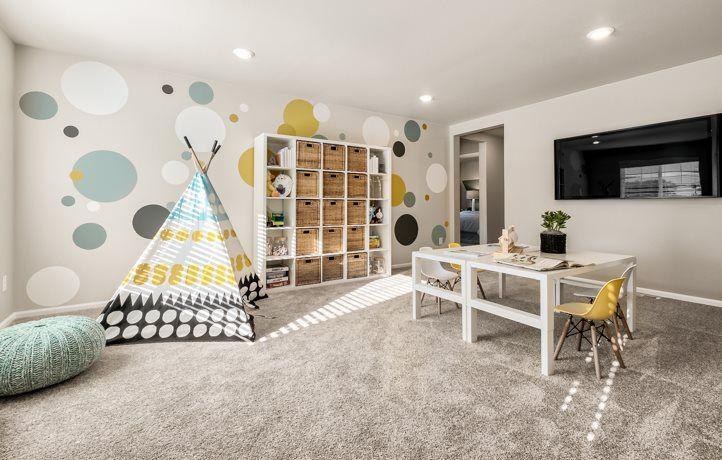 Living Area featured in the Aspen By Lennar in Seattle-Bellevue, WA