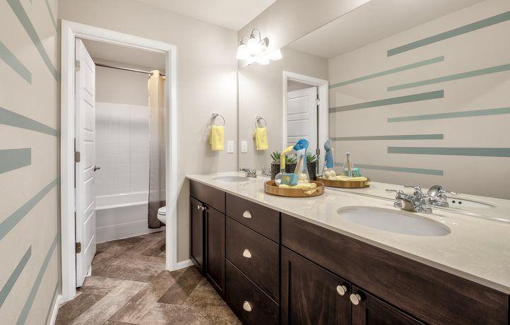 Bathroom featured in the Aspen By Lennar in Seattle-Bellevue, WA