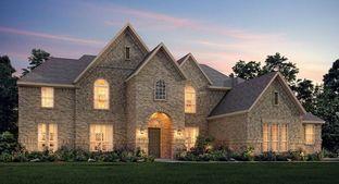 Pembroke - Gean Estates: Keller, Texas - Village Builders