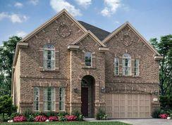 Bryson II - Wells Park: Plano, Texas - Village Builders