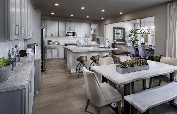 Kitchen featured in the RESIDENCE FOUR By Lennar in Stockton-Lodi, CA