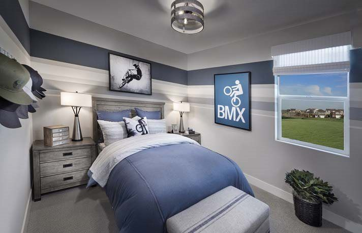 Bedroom featured in the RESIDENCE FOUR By Lennar in Stockton-Lodi, CA