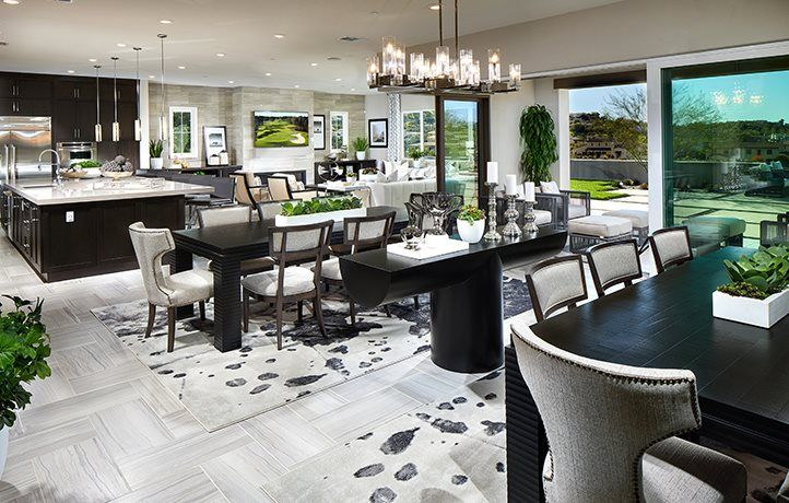 Living Area featured in the Residence 4 By Lennar in San Diego, CA