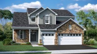 Galveston ei - Raintree Village - Single Family: Yorkville, Illinois - Lennar