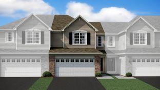 Dunham II  ei - Raintree Village - Townhomes: Yorkville, Illinois - Lennar
