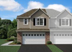 Glenshire II ei - Raintree Village - Townhomes: Yorkville, Illinois - Lennar