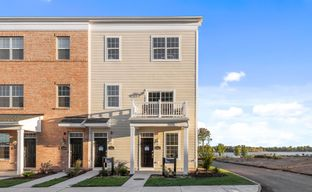 Waterside By Lennar - Waterside Contemporary Towns by Lennar in Philadelphia Pennsylvania