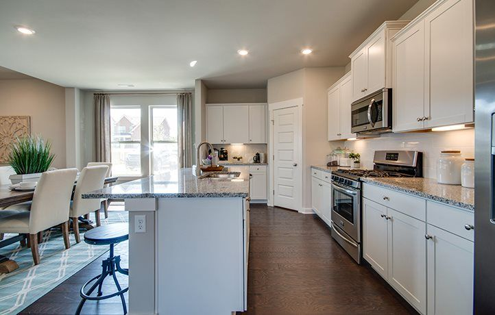 Kitchen featured in the Rosemary By Lennar in Nashville, TN