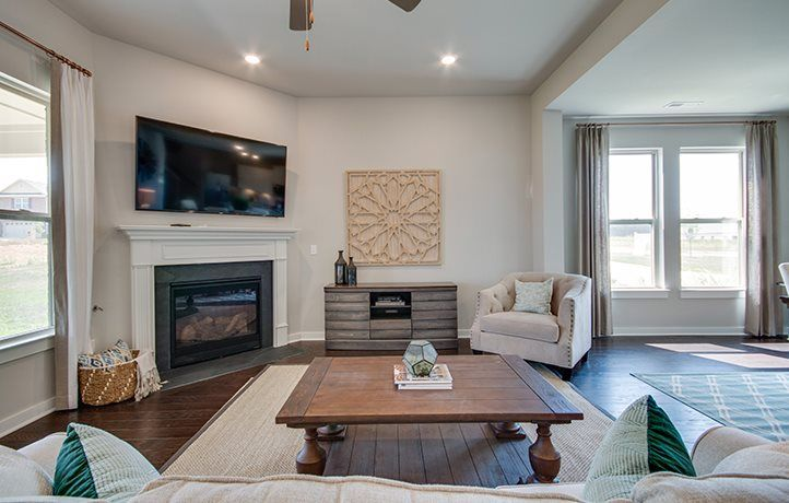 Living Area featured in the Rosemary By Lennar in Nashville, TN
