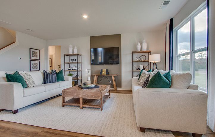 Living Area featured in the Mayflower By Lennar in Nashville, TN