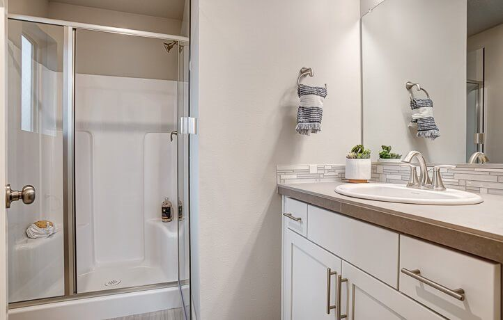 Bathroom featured in the Amber By Lennar in Portland-Vancouver, OR