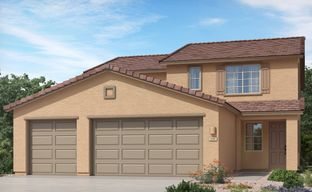 Vistas at Rincon Knolls 40s Collection by Lennar in Tucson Arizona