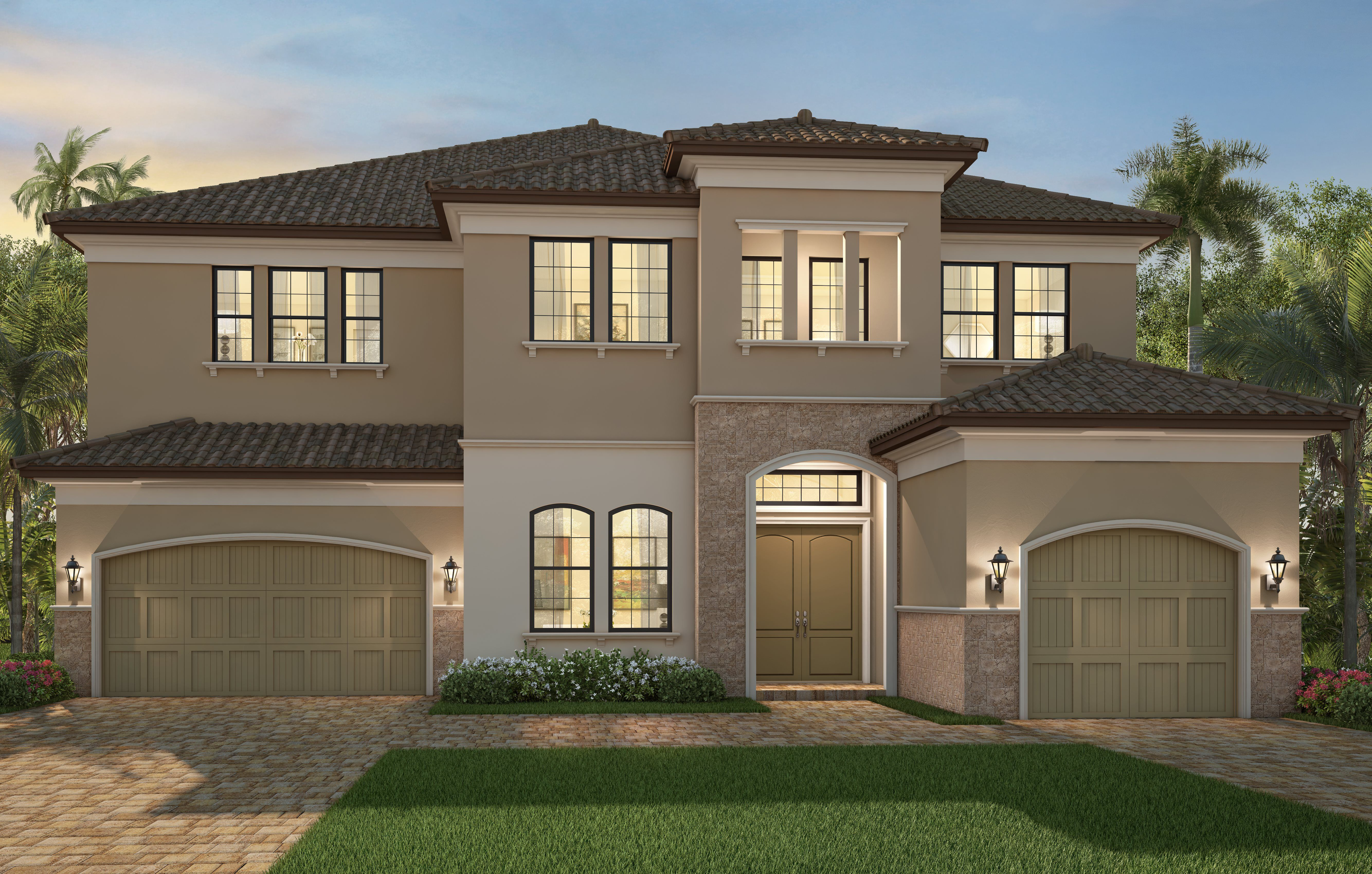 Exterior featured in the Voyager By WCI in Broward County-Ft. Lauderdale, FL
