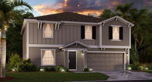 Catherine - Estates at Lake Hammock: Haines City, Florida - Lennar