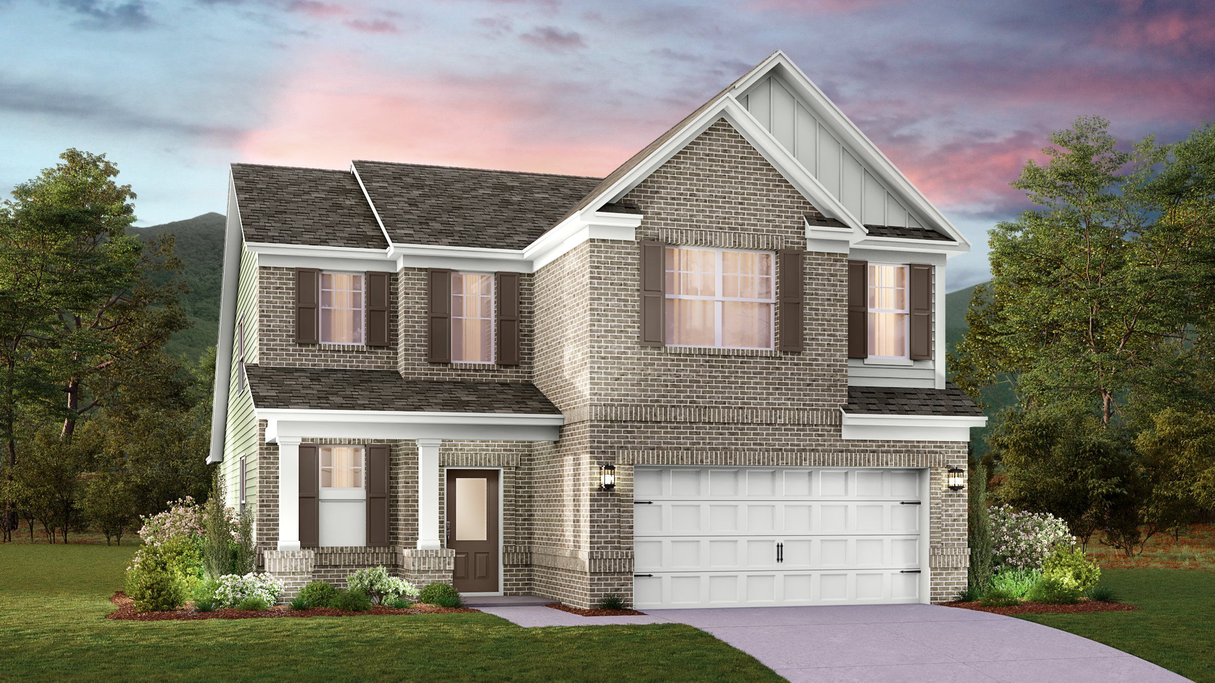 Exterior featured in the Rosemary By Lennar in Nashville, TN