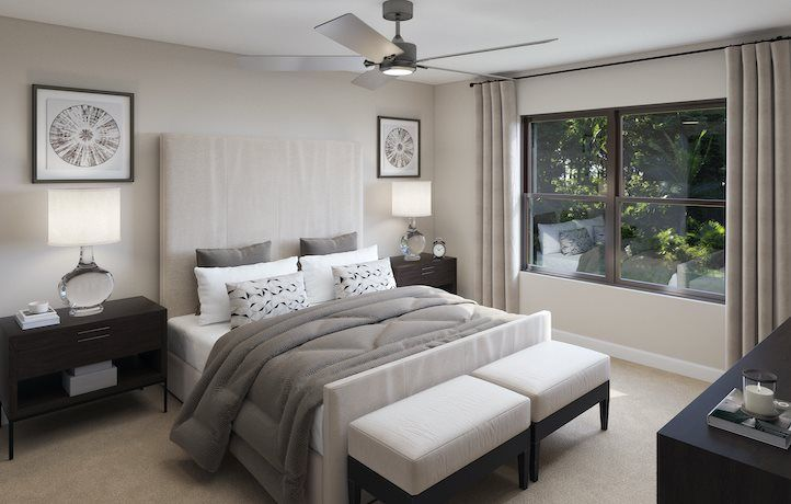 Bedroom featured in the Banyan By Lennar in Palm Beach County, FL