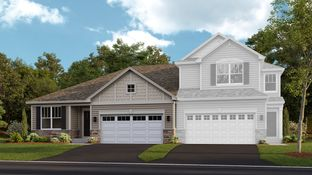 Christie ei - Raintree Village - Duplex: Yorkville, Illinois - Lennar