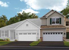 Dunham II ei - Raintree Village - Duplex: Yorkville, Illinois - Lennar