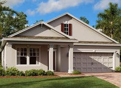 Bourne - Hanover Lakes - Cottage Collection: Saint Cloud, Florida - Lennar