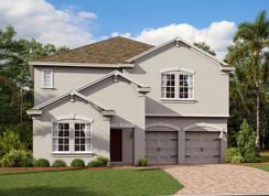 Peabody - Hanover Lakes - Cottage Collection: Saint Cloud, Florida - Lennar