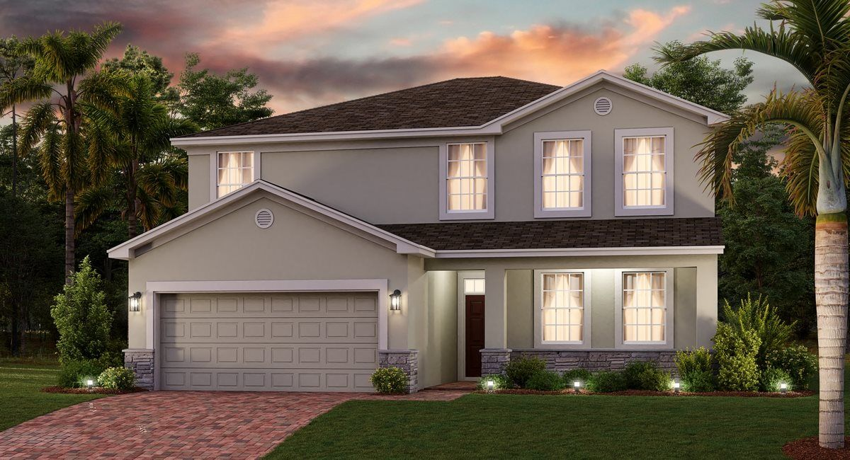 Exterior featured in the Independence By Lennar in Orlando, FL