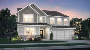 Valencia - Laurelton - Laurelton Venture: Brownsburg, Indiana - Lennar