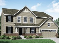 Rockwell - Laurelton - Laurelton Cornerstone: Brownsburg, Indiana - Lennar