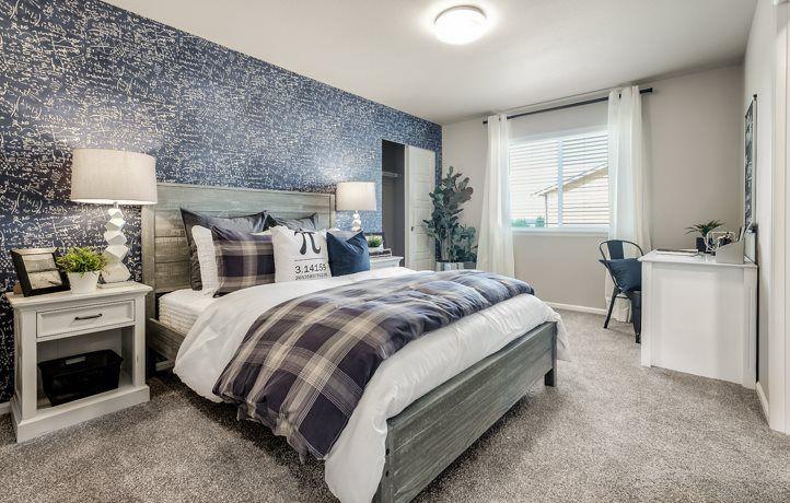Bedroom featured in the Ballinger, Village By Lennar in Seattle-Bellevue, WA