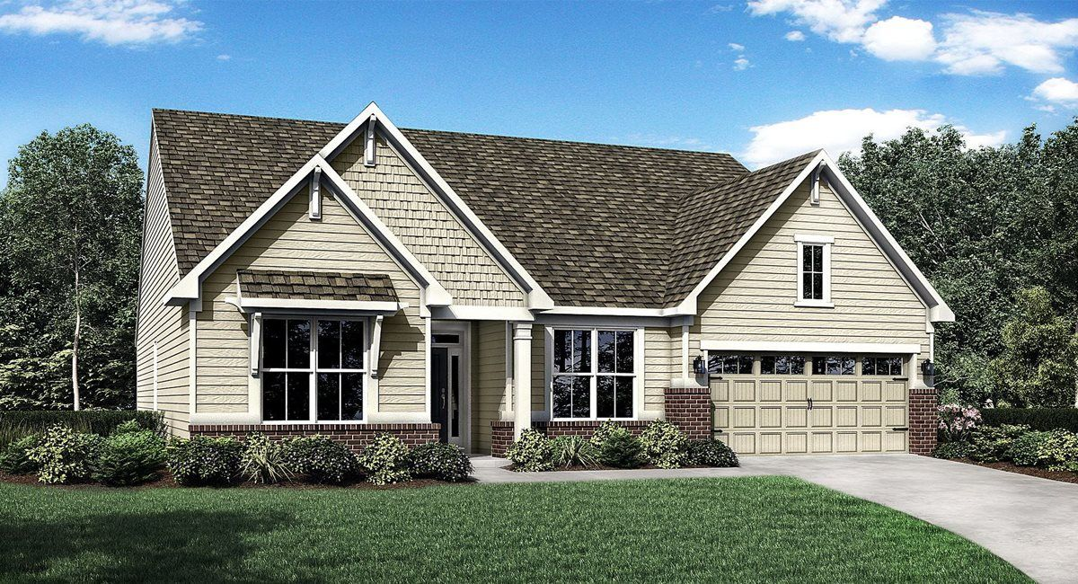 Exterior featured in the 2100 By Lennar in Indianapolis, IN