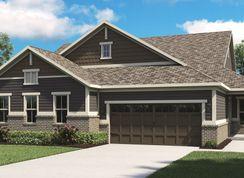 Balsam - Pebble Brook Villas: Noblesville, Indiana - Lennar